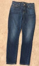 7 For All Mankind Womens Cropped Gwenevere Size 26