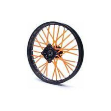 Copertura raggio Arancione Spoke Skins Bicicletta sporca/Fossa bike/Mini