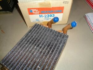 NOS new Heater Core Ford Truck Bronco Parts 1980-1986 Look & Read F-150 F-250