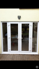 UPVC French Doors & sidelites BRAND NEW made to measure
