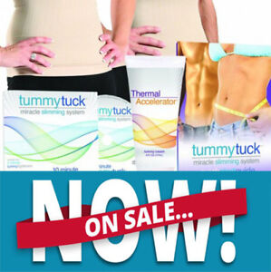 TUMMY TUCK Miracle Slimming System Size 1 2 3  Belt  As on TV TRUSTED & ORIGINAL