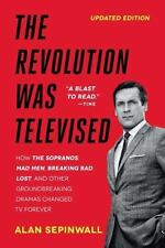 The Revolution Was Televised: The Cops, Crooks, Slingers, and Slayers-ExLibrary