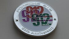 Insignia de Porsche 1.6 912 parrilla insignia emblema De Colección De Aniversario Insignia SWB Insignia
