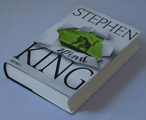 Stephen King - Wind - Der dunkle Turm 8 - Heyne Ausgabe gebunden