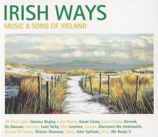 Irish Ways - Music & Song of Ireland | NEW SEALED CD (Irish Trad Compilation)