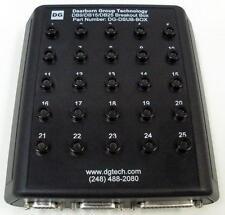 DG-HD-BOB Heavy Duty Breakout Box for DB9, DB15, DB25