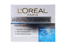 L'Oréal Loreal Anti-Falten Experte 35+ Feuchtigkeitscreme Pflege Gesichtspflege