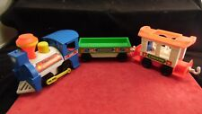 Train Fisher Price Express vintage FP 2581