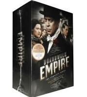 Boardwalk Empire The Complete Series DVD seasons1-5 Box Set ,FREE SHIPPING,NEW!