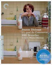 Jeanne Dielman 23 Quai Du Commerce (2017, Blu-ray NEUF)