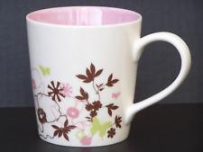 Nouveau Starbucks Coffee Floral Perlé Tasse, Collectors Series 2006 Mug!