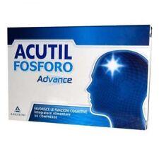 Acutil Fosforo 50 compresse - Integratore Fosfoserina L-Glutammina