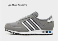 """Adidas LA Trainer OG """"Grey"""" Men's Trainers All Sizes Limited Stock"""