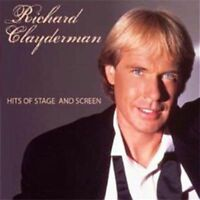 RICHARD CLAYDERMAN Hits Of Stage And Screen 2CD BRAND NEW