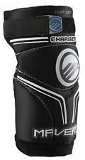 Maverik Lacrosse Charger Arm Pad, Black, Medium