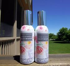 BATH & BODY WORKS CONCENTRATED ROOM SPRAY IN ORANGE BLOSSOM DRIFTWOOD X 2