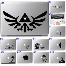 Video Game Comics Disney Funny Cool Laptop Decal Sticker Apple Macbook Air Pro