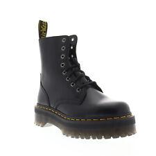 Dr. Martens Jadon R15265001 Mens Black Leather High Top Casual Dress Boots UK 5