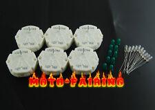 6PCS Stepper Motor 10 Free Bulb Green For GM GMC Speedometer Cluster Repair Kit
