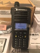 MOTOROLA APX 4000 UHF R1 PHASE 1 & 2 TDMA *NEW OLD STOCK* IN BOX W/ ACCESSORIES