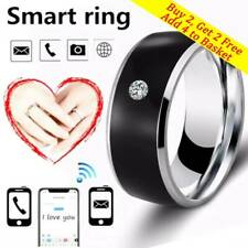 Intelligent NFC Smart Finger Ring Wear Connect  Android Phone Equipment Rings