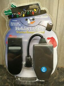 Heath Zenith Wireless Remote Control TT-6139-B Holiday Lighting