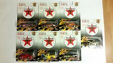 TEXACO RACING CHAMPIONS MINIATURES HOT ROD SET OF BLISTER PACKS SEALED MINT