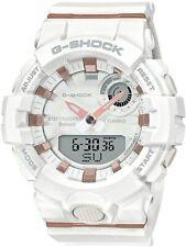 Casio G-Shock GSeries Step Tracker Daily Training Watch GMA-B800-7A / GMAB800-7A