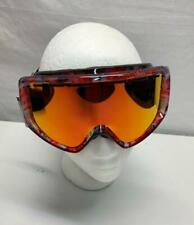 Electric EGB2 CAT.3 Lens Snow Ski Snowboard Goggle Red Trans Frame NEW