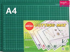 2x A4 Self Healing Cutting Mat Reno Art Craft Stationary Art Work DIY