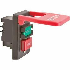 Electrical Motor / Machine Safety On Off Paddle Switch Single Phase 110-240V saw