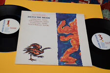 "DEPECHE MODE 2 LP 12"" SPECIAL LIMITED EDITION 1°ST ORIG EX IT'S CALLED A HEART+3"
