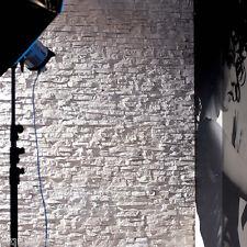 Lastra rivestimento interno esterno in pietra ricostruita PRIMICERI 10 x 45 cm