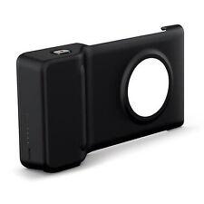 Nueva Original Nokia pd-95g Cámara empuñadura Funda Negro Para Nokia Lumia 1020