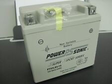 BATTERY ADVENTURE POWER UT5L-BS SUPER SPORT SERIES PTX5LBS-FS