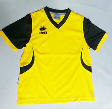 ERREA Kinder Trikot 128-134 Sport Schulsport T-Shirt Funktionsshirt Fussball NEU