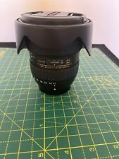 Tokina AT-X PRO 11-16mm F/2.8 DX II For Nikon DX SLR Lens Great Condition