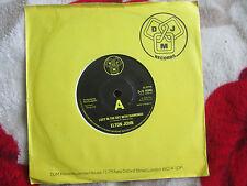 "Elton John Lucy In The Sky With Diamonds DJM Rec DJS 10340 7"" 45 Vinyl Single"