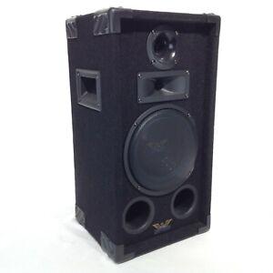 JENSEN JP 1200 3 Way Speaker 300 Watts / DJ Speaker Carpeted (1 SINGLE SPEAKER)