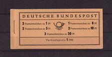 Bund Mi.Nr:Markenheft 4yII ** Postfrisch---Heuss und Ziffer--ca.unter 95 M€--548
