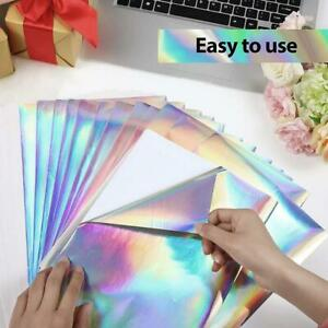 Waterproof Sticker Vinyl Paper Holographic For Inkjet Printer