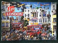 **Gibsons I Love London Jigsaw Puzzle, 1000 pieces**