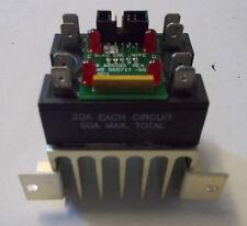 CRYDOM TD2420Q 120-240VAC 20A RELAY W/HEAT SINK MOUNT W/WJ 905718-001