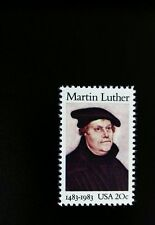1983 20c Martin Luther, Protestant Reformation Scott 2065 Mint F/VF NH