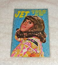 JET MAGAZINE JAN 14, 1971 - FLIP WILSON COVER!  NO MAILING LABEL! NEWSSTAND COPY