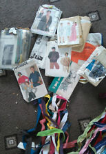 1980s Mixed Lot Collectable Sewing Patterns