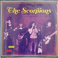 "The SCORPIONS 1976 ⚠️Unplayed⚠️ -12""Vinyl LP ""Lonesome Crow"" Brain 0900093-D"