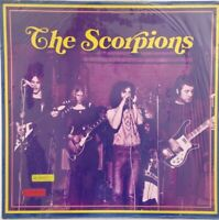 "The SCORPIONS 1976 ⚠️Unplayed⚠️ -12""Vinyl LP ""Lonesome Crow"" Brain 0900093-D"