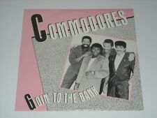 "COMMODORES Goin' To The Bank 12"" 45 80's Aussie Press"