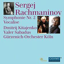 Rachmaninov / Kitajenko / Gurzenich Orchestra - Symphony No. 2 [New CD]